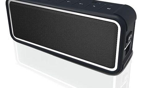Přenosný reproduktor Niceboy SOUNDmaster (sound-master) černé Sluchátka Niceboy HIVE Earbuds černá v hodnotě 690 Kč