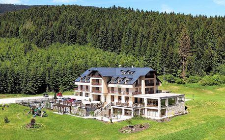 Jaro i léto v HOTELU GREEN *** na Slovensku s polopenzí a wellness