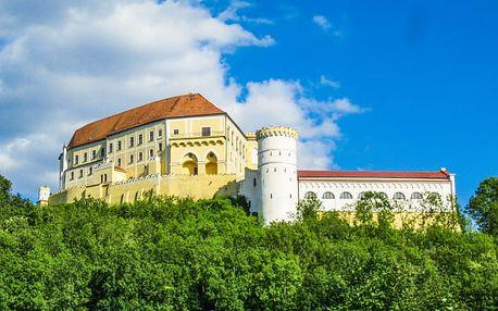Moravský kras: Pobyt s polopenzí