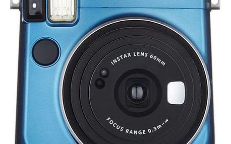 Digitální fotoaparát Fuji Instax mini 70 modrý