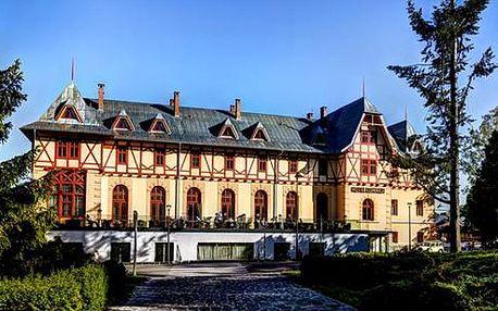 Tatranská Lomnica-4*Hotel Lomnica