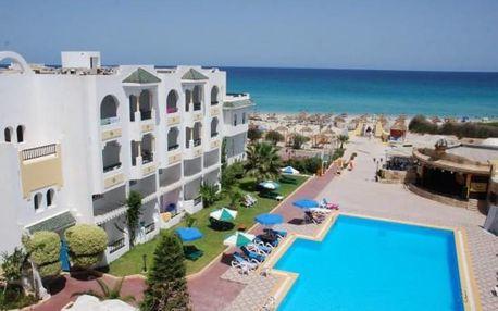 Tunisko, Mahdia, letecky na 8 dní