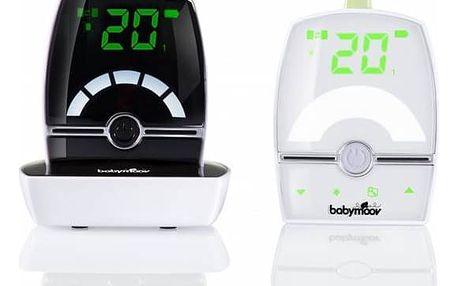 Dětská elektronická chůva Babymoov Premium Care Digital Green 2015 černá/bílá + Doprava zdarma