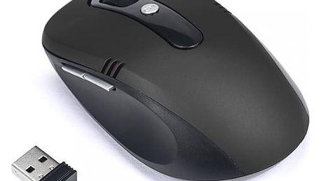 Bezdrátová myš - černá - dodání do 2 dnů