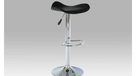 Barová židle AUB-300 BK Autronic