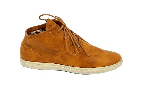 Dámské vycházkové boty hnědé