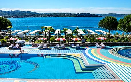 Hotel Vile Park***, Dovolenkový koktejl moře, hor a památek v malebném Slovinsku