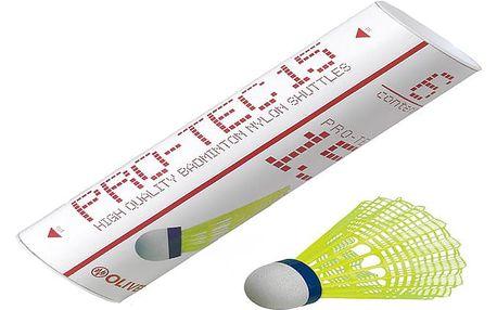 Univerzální nylonové míčky na badminton Pro Tec 15 Nylon Oliver