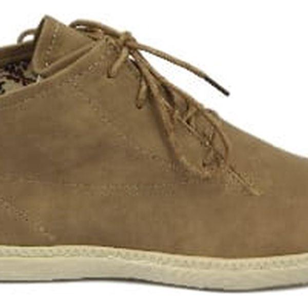Dámské vycházkové boty camel