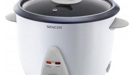 Rýžovar SRM 0600WH, 0,6 l, Sencor