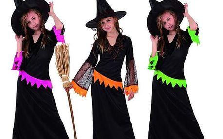 Kostým pro děti Th3 Party Čarodějnice
