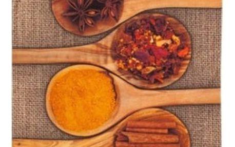 Vysoce odolný kuchyňský běhoun Webtappeti Spices,60x220cm - doprava zdarma!