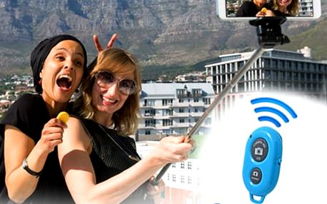 Stativ na Selfie s Bluetooth Dálkovým Ovládáním