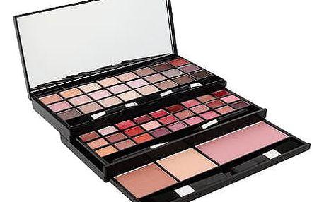 Makeup Trading Schmink Set Upstairs II dárková sada pro ženy - Complet Make Up Palette Kazeta dekorativní kosmetiky