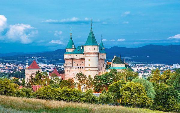 3–5denní pobyt pro až 4 osoby v penzionu Elis Bojnice ve slovenských Bojnicích