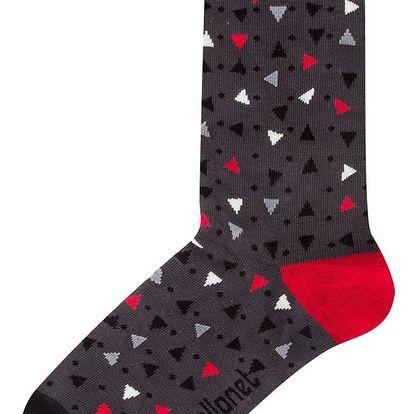 Ponožky Ballonet Socks Chips, velikost36–40