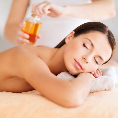 Uvolňující masáže v délce 60 nebo 90 minut v Praze