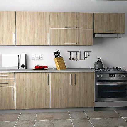 Kuchyňská linka Ola II 240- pracovní deska v celku
