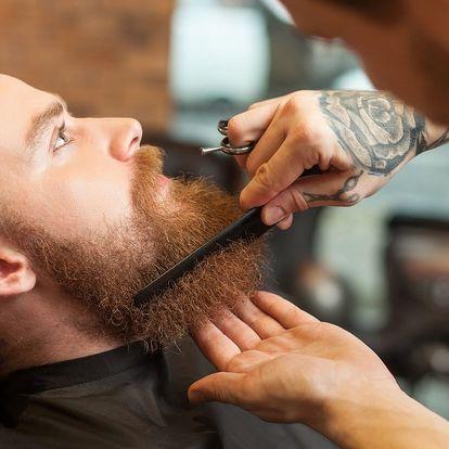 Servis v barbershopu: základní i all inclusive