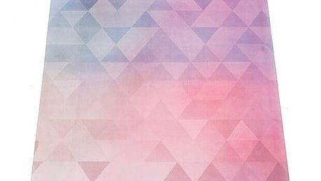 Podložka na jógu Yoga Design Lab Commuter Tribeca Love,1,3kg