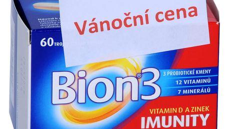 BION 3 Imunity 60 tablet Vánoční balení
