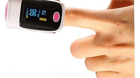 Digitální pulsní oxymetr