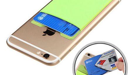 Nalepovací kapsička na mobil