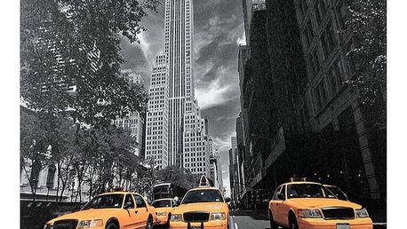 Autronic Obraz na plátně New York