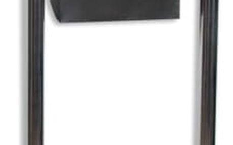Poštovní schránka nerez 126 cm