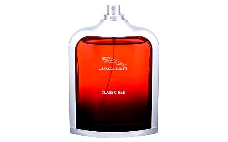 Jaguar Classic Red 100 ml EDT Tester M