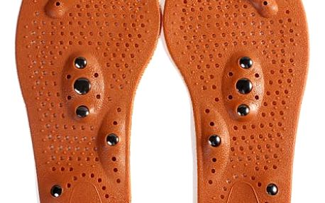 Magnetoterapeutické vložky do bot