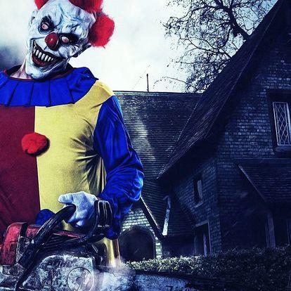 Klaunovy okovy: Úniková hra s živým klaunem