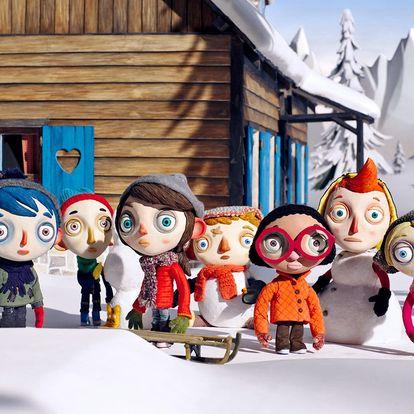 2 lístky na animovaný film Můj život Cuketky