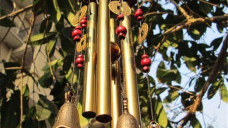 Zvonkohra se zvonečky