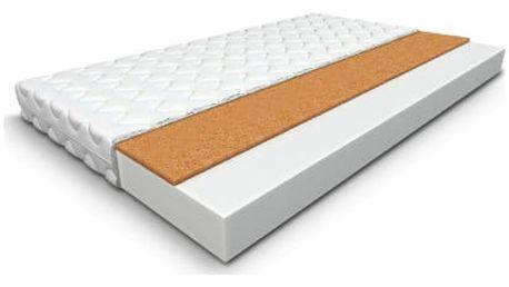 Pěnová matrace s kokosovou rohoží SAMBA 10 cm 100x200 cm