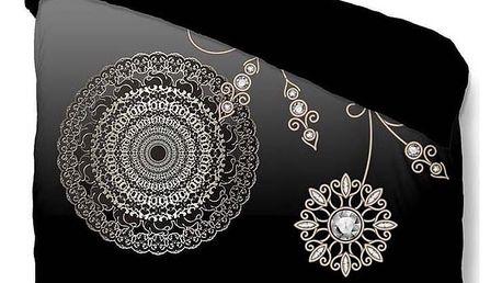 Povlečení na dvoulůžko Muller Textiels Pure Asiya, 200 x 200 cm