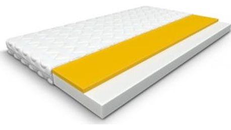 Matrace s visco pěnou RELAX VISCO 14 cm 140x200 cm