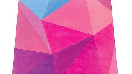 Podložka na jógu Yoga Design Lab Commuter Geo, 1,3kg