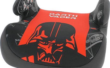 NANIA Podsedák Topo Comfort (15-36 kg) – Darth Vader