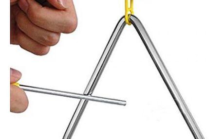 Hudební nástroj triangl