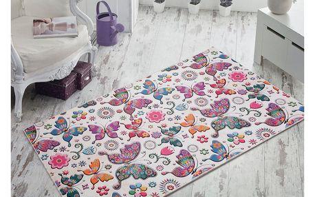 Odolný koberec Vitaus Monica,120x180cm