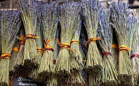 Oblíbená Provence na 2 noci: Avignon, Aix-en Provence i koupání v Nice