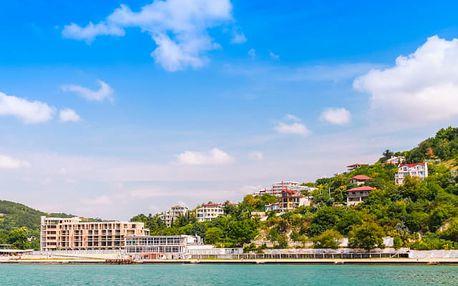 Hotel Mirna - Life Class Terme & Wellness****, 4* hotel v centru města Portorož s bazénem a polopenzí