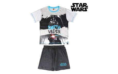 Letní Chlapecké Pyžamo Hvězdné Války