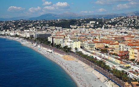 Kouzelná Provence, Marseille, Cannes na 2 noci, koupání v Canyon du Verdon v ceně: vjezd Monako