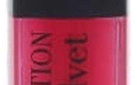 BOURJOIS Paris Rouge Edition Velvet 7,7 ml rtěnka pro ženy 05 OLé Flamingo!