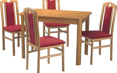 Jídelní stůl MORIS rozkládací