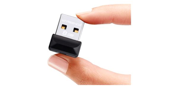 Mini USB flash disk - 4GB, 8GB, 16GB a 32GB
