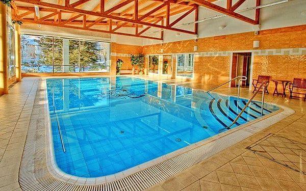 3–4denní wellness pobyt pro 2 v Mariánských Lázních v hotelu Krakonoš***