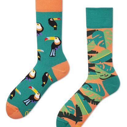 Ponožky Many Mornings Tropical Heat,vel.43–46